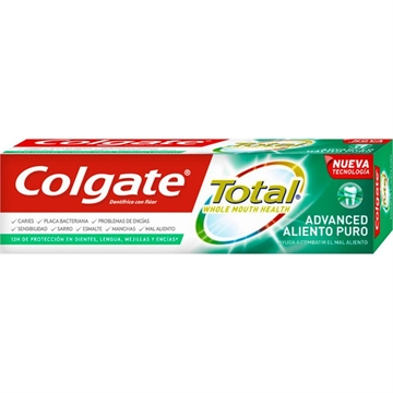 Colgate Toothpaste 75ml Total Clean Pure Breath