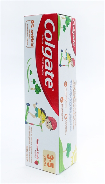 Colgate Tandkräm Kids Strawberry 3-5Yrs 30 75ml