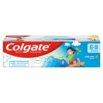 Colgate Tandkräm Kids Mild Mint 6 + Yrs 75ml