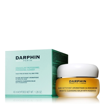 Darphin Aromatic Cleansing Balm 40ml All Skin Types With Rosewood