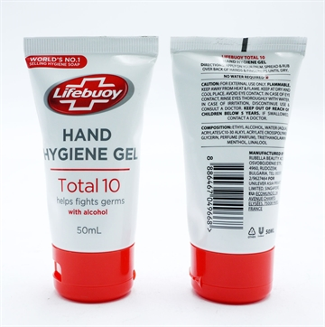 Lifebuoy Hygiene Hand Gel 50ml