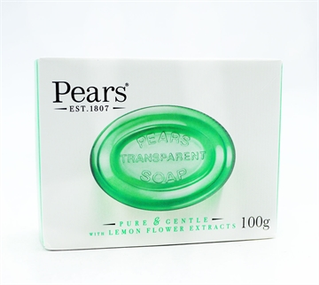 Pears Soap Green 100G