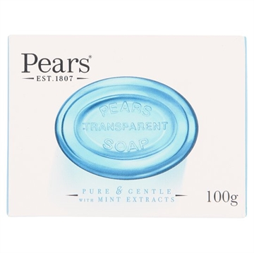 Pears Soap Blue 100 G