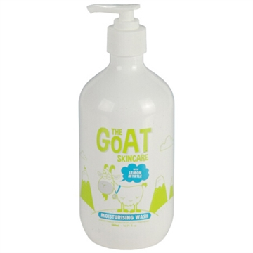 Goat Moisturising Body Wash Lemon 500ml