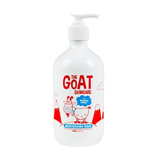 Goat Moisturising Body Wash Manuka 500ml
