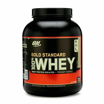 Optimum Nutrition 100% Whey Gold 2.27 kg Rocky Road