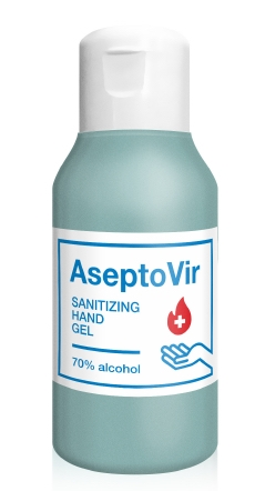 Aseptovir Sanitizing Hand Gel 75ml