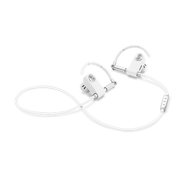 B&O Play Earset in-ear - White/Vit