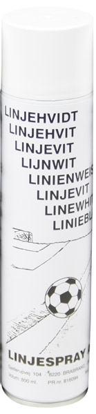 Linjespray 650ml.