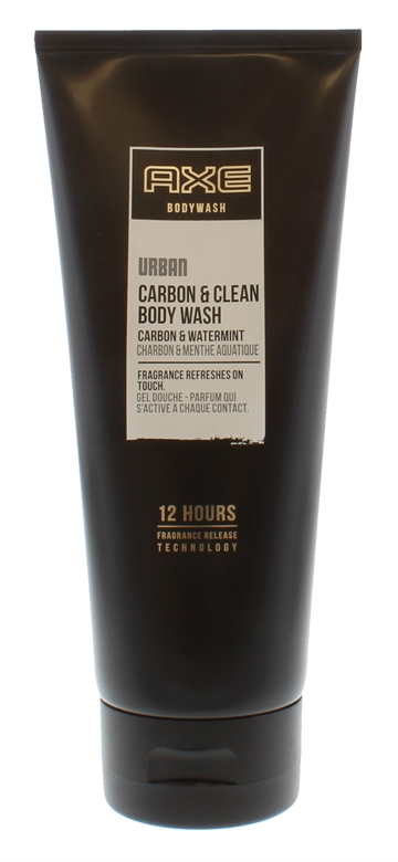 AXE SHOWER GEL CARBON URBAN 200ML