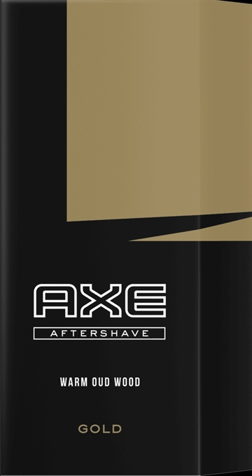 Axe 100ml Aftershave Gold