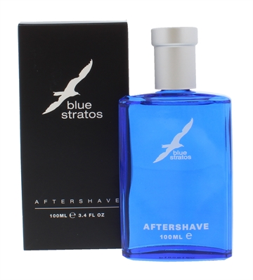 BLUE STRATOS AFTERSHAVE 100ML