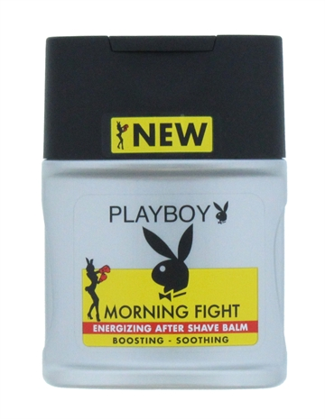 Playboy 100ml Aftershave Balm Morning Fight