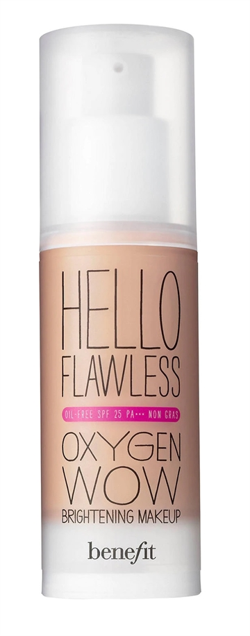 Benefit Hello Flawless Oxygen Wow Foundation Spf20 I'M So Money Honey