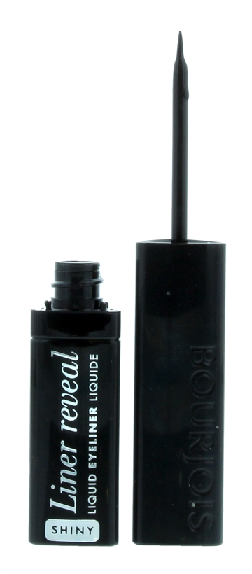 Bourjois Reveal Liquid Eye Liner Shiny Black 01