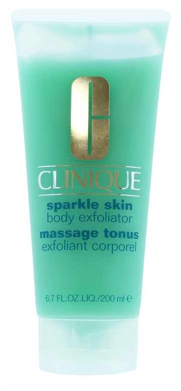 CLINIQUE 200ML SPARKLE SKIN BODY EXFOLIATOR
