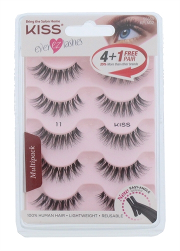 Kiss Ever Ez Lashes 5Pack With App #11