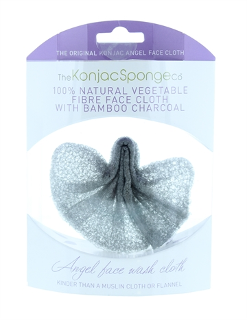 Konjac Sponge Angel Cloth Charcoal