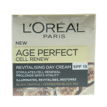 L'OREAL AGE PERFECT 50ML DAY CREAM CELL RENEW