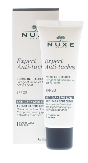 NUXE 50ML SPLENDIEUSE ANTI DARK SPOT CREAM SPF20