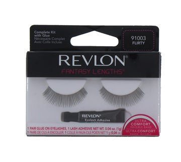 Revlon Fantasy Lengths Lashes Flirty