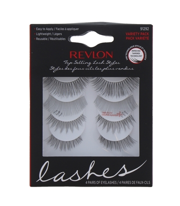 Revlon Lashes 4Pack 91292