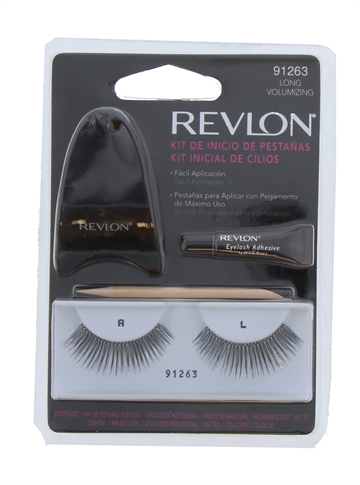 Revlon Lashes Volumizing Kit