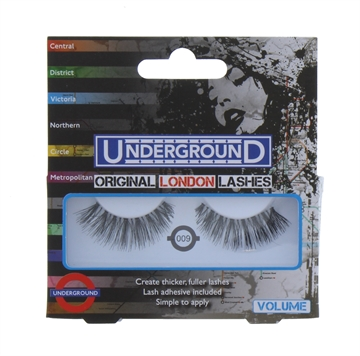 Underground Orig London Lashes Volume