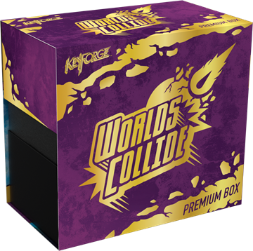 KeyForge - Worlds Collide Premium Box (FKF08)