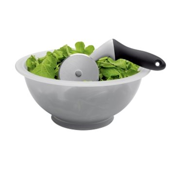 Oxo - Salad Chopper With Bowl - White (X-1128100)
