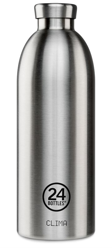 ​24 Bottles - Clima Bottle 0,85 L - Steel (24B430)