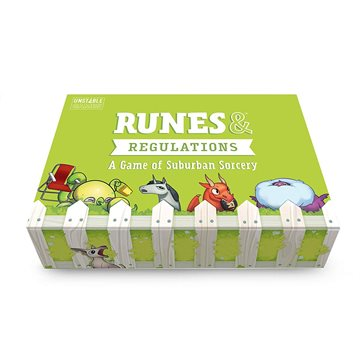 ​Runes & regulations