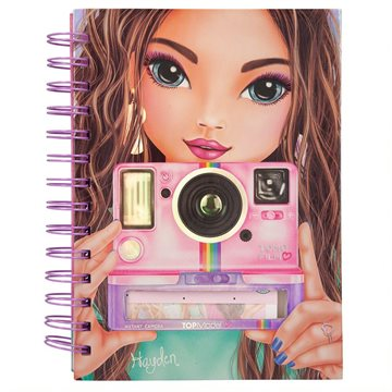 Top Model - Notebook With Selfie Notes - Candy Cake (411137)