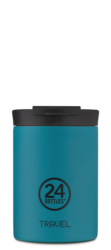 24 Bottles - Travel Tumbler 0,35 L - Atlantic Bay (24B605)