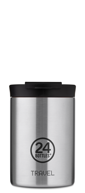 24 Bottles - Travel Tumbler 0,35 L - Steel (24B600)