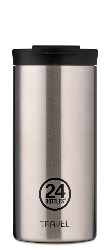 24 Bottles - Travel Tumbler 0,6 L - Steel (24B650)