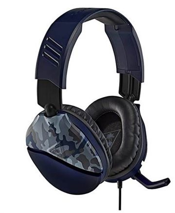 Turtle Beach Recon 70 Blue Camouflage