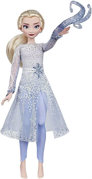 Disney Frozen 2 - Magical Discovery Elsa (E8569)