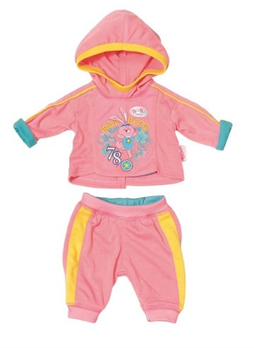 Baby Born - Sporty Collection - Pink