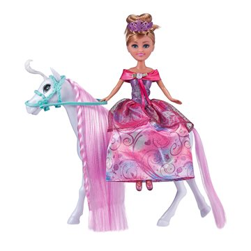 Sparkle Girlz - Doll & Horse Playset - 26 cm (10057)