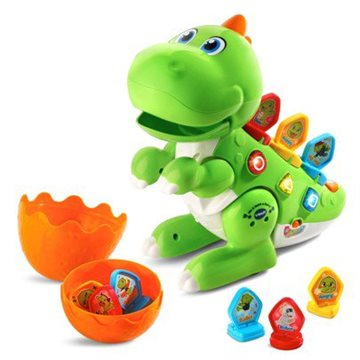 Vtech - Baby Learn & Dance Dino (Danish) (950-518732)