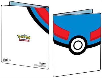 Pokemon: Great Ball Premium 4 Pocket Binder (Pokemon Binder)