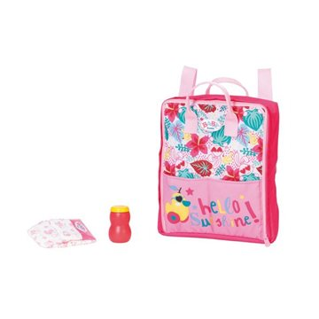 Baby Born - Holiday Changing Backpack (829233)