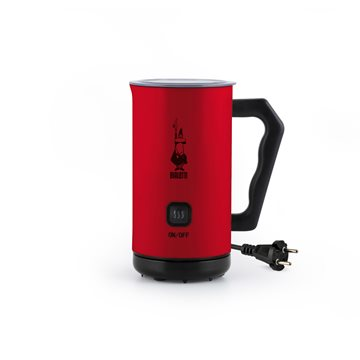 Bialetti - Soft Cream Milk Frother 150ML/300ml - Red (4431)