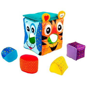 Lamaze - Animal Faces Shape Sorter (27249)