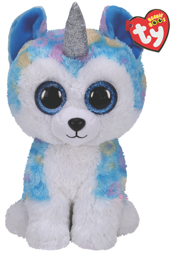 Ty Plush - Beanie Boos - Helena the Husky (Medium) (TY36458)