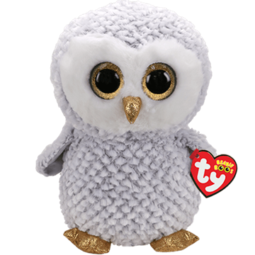 Ty Plush - Beanie Boos - Owlette the Owl (Large) (TY36840)