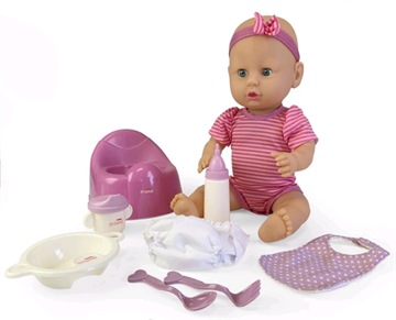 Happy Friend - Maja New Born 40cm Playset (504215)