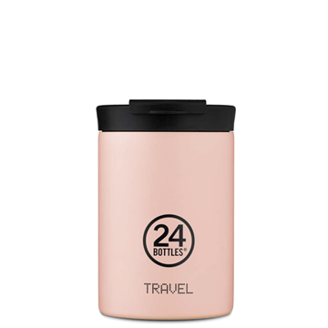 24 Bottles - Travel Tumbler 0,35 L - Dusty Pink (24B623)