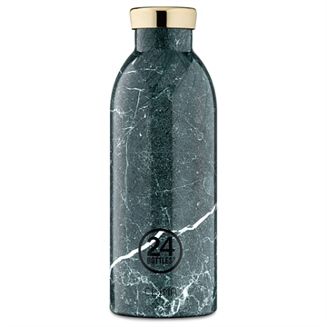 24 Bottles - Clima Bottle 0,5 L - Green Marble (24B534)